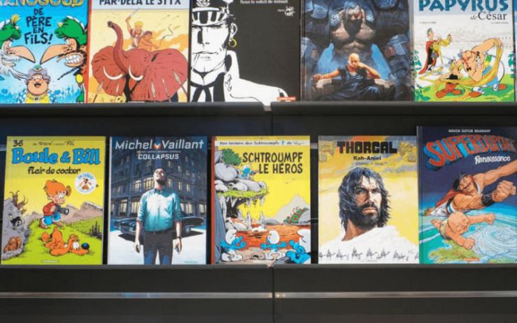 4 idées de BD à offrir selon 2 libraires du 15ème arrondissement de Paris