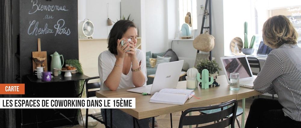 Les espaces de coworking sur The Big Village Paris 15