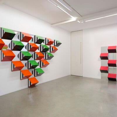 La galerie Kamel Mennour Le concept store Le Bazar Français dans le 6e arrondissement de Paris