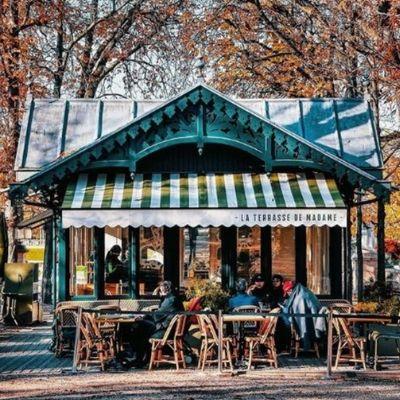 La Terrasse de Madame, superbe spot à Paris 6e