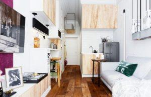Les petits logements de Paris
