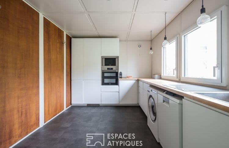 Meudon maison Jean Trouvé cuisine