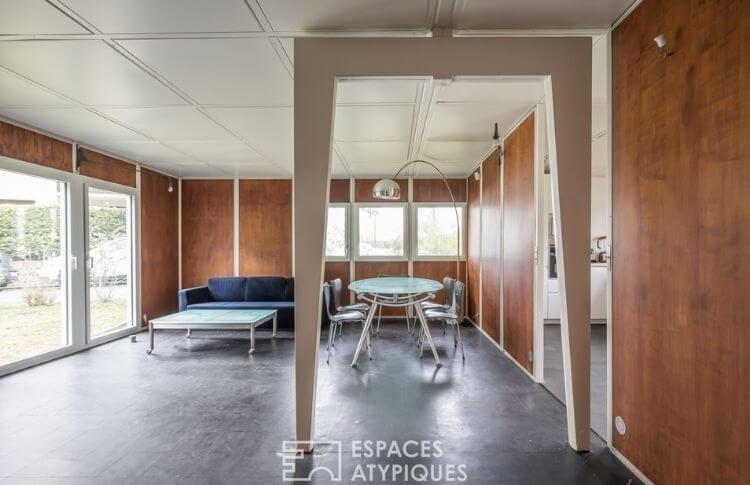 Meudon maison Jean Trouvé salon