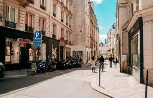 Centre Paris sans voiture